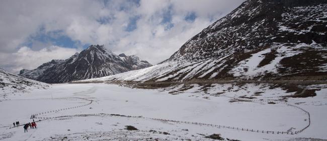 Sela Lake, Sela Pass, Arunachal Pradesh.